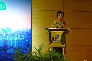 Nồng độ của bụi mịn tại Hà Nội có liên quan đến các hoạt động giao thông
