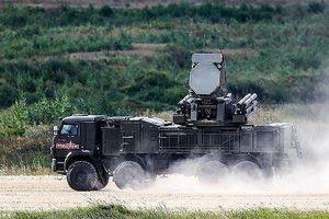 Nga khoe 'vũ khí vạn năng' Pantsir-S1 tại triển lãm hàng không