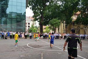 Trao giải thể thao chào mừng 74 năm ngày truyền thống Ngành Tư pháp Việt Nam