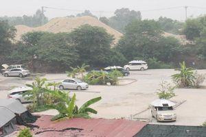 7 sân dạy lái xe 'chui' hoạt động giữa Hà Nội: Buông lỏng quản lý hay làm ngơ?