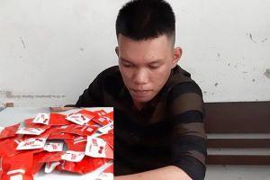 Thanh niên bỏ nghề 'cò đất', bán ma túy bị bắt ở Đà Nẵng