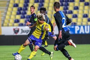 Công Phượng bất ngờ bị 'đẩy' xuống đội trẻ Sint Truidense