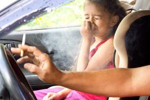 Tác hại của thuốc lá với trẻ nhỏ