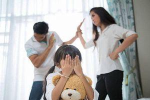 Vợ chồng sống không hạnh phúc, thuận hòa, nhìn vào đứa con là biết hết