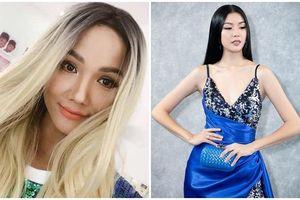H'Hen Niê ủng hộ Á hậu Thúy Vân thi Hoa hậu Hoàn vũ Việt Nam 2019