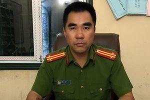 Người chỉ huy của những trận chiến với tội phạm ma túy ở Phú Thọ