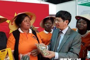 Ấn tượng hàng hóa Việt Nam tại hội chợ quốc tế FACIM ở Mozambique