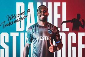 Daniel Sturridge bắt đầu tập luyện cùng đội bóng mới tại Thổ Nhĩ Kỳ