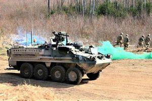Khám phá 'quái vật biến hình' M1126 Stryker chuẩn bị về Thái Lan