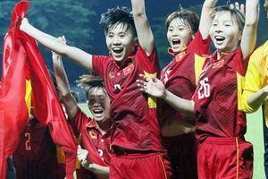 Hạ Thái Lan, tuyển nữ Việt Nam vô địch Đông Nam Á đầy quả cảm!