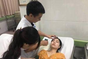 Nguyên nhân không ngờ khiến người vợ mới sinh bị chồng đánh đập dã man