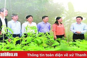 Đoàn kết một lòng, quyết tâm thực hiện lời căn dặn của Chủ tịch Hồ Chí Minh, xây dựng Thanh Hóa trở nên 'tỉnh kiểu mẫu'