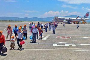 Sân bay Chu Lai được nâng cấp công suất 5 triệu hành khách/năm