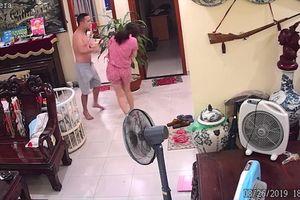 Chồng võ sư đánh vợ mới sinh con phải nhập viện