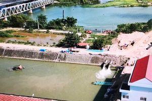 Đề xuất xây đập ngăn mặn, giải cơn 'khát nước' ở Đà Nẵng