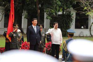 Cuộc gặp với nhiều biến số của Tổng thống Duterte và Chủ tịch Tập Cận Bình