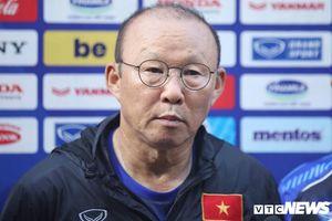 HLV Park Hang Seo 'đọc bài' đối thủ, cảnh giác Messi Thái Lan