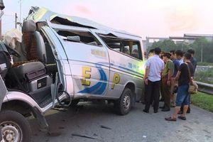 Hưng Yên: Tai nạn giao thông trong đêm khiến 16 người bị thương