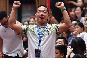 Trở lại vạch xuất phát sau game 2, ông bầu Cantho Catfish cảm ơn anh em nhà Tâm - Sang