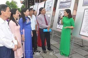 Giới thiệu gần 2000 tư liệu, hiện vật về cuộc đời và sự nghiệp cách mạng của Chủ tịch Hồ Chí Minh tại Thanh Hóa