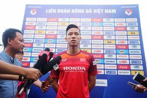Đội trưởng ĐT Việt Nam nói gì trước thách thức mang tên 'Messi Thái Lan'?