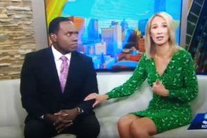 MC truyền hình phải xin lỗi vì so sánh đồng nghiệp da màu với Gorilla