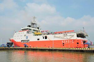 Hội Luật Quốc tế VN gửi thư, lên án hành động tàu HD-8 ở Biển Đông
