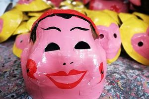 Ngôi làng làm đồ chơi Trung thu truyền thống mang đậm bản sắc văn hóa dân tộc