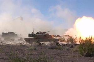 Abrams có lấy lại danh dự sau khi để thua T-84 Oplot?