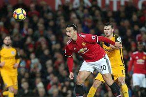 Liệu Ibrahimovic có giúp Man United tìm lại vinh quang