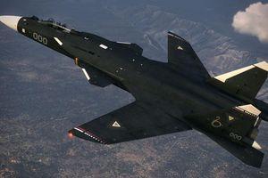 Su-47 cánh ngược của Nga bất ngờ 'đội mồ sống lại' có gì đặc biệt?