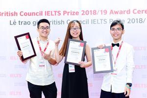 Gương mặt tiêu biểu cuộc thi IELTS Prize: Ước mơ trở thành chuyên gia giáo dục