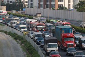 Báo động ô nhiễm không khí ở Hà Nội