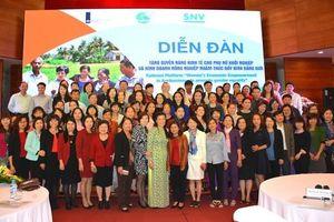 Nâng cao quyền năng Phụ nữ tại nơi làm việc