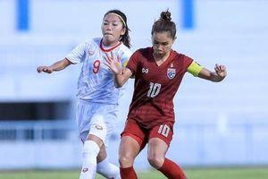 Đội trưởng nữ Thái Lan thừa nhận đội bóng đá nữ Việt Nam chơi ấn tượng và là đối thủ mạnh