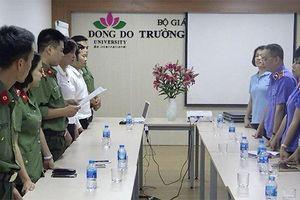 Sai phạm lớn tại ĐH Đông Đô: Bộ GD&ĐT trả lời chung chung, lờ trách nhiệm?