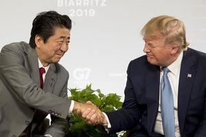 Tin tức thế giới 27/8: Nhật thỏa thuận ưu đãi nông sản Mỹ 'hàng tỉ hàng tỉ đô la'
