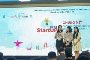 Chung kết Cuộc thi ý tưởng khởi nghiệp sáng tạo Startup Hunt 2019