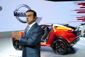 Cựu lãnh đạo Nissan bị cáo buộc đút túi riêng hàng triệu USD