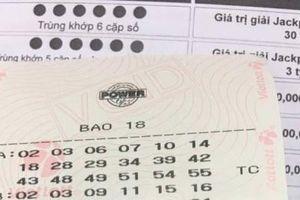 Xổ số Vietlott: Ai 'lĩnh' giải Jackpot hơn 53 tỷ đồng ngày hôm qua?