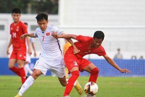 Cú đúp của Anh Quân giúp Việt Nam lội ngược dòng, thắng 2-1 trước Myanmar