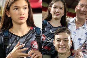 Được báo Thái hết lời khen ngợi, em gái 12 tuổi của Đặng Văn Lâm làm điều bất ngờ