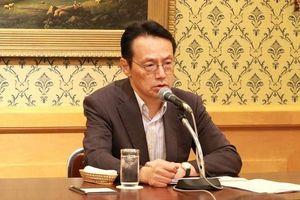 Nhà ngoại giao Nhật đến Hàn khi căng thẳng song phương leo thang