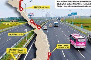 Chính thức khởi công cao tốc Bắc – Nam đoạn Cam Lộ - La Sơn