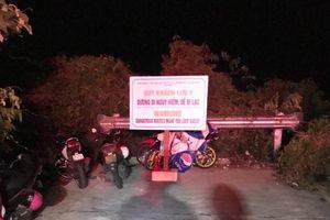 Người đi câu cá thiệt mạng sau khi giải cứu du khách rơi xuống vực