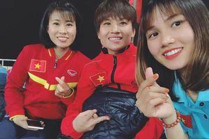 Nhan sắc cầu thủ nữ Việt Nam đẹp như hoa hậu