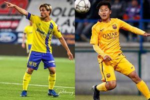 'Messi Hàn' gia nhập Sint-Truiden, Công Phượng nguy to!