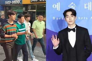 Bắt gặp Kim Yo Han - Kim Woo Seok (X1) quay show 'Hãy ăn tối cùng nhau', Nam Joo Hyuk làm khách mời 'Ngày 3 bữa'