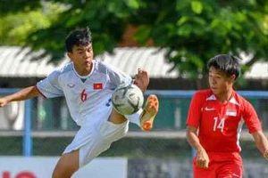 Đánh bại Myanmar, U15 Việt Nam có cơ hội vô địch giải U15 quốc tế