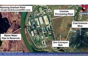 Nghi vấn rò rỉ phóng xạ ở biên giới liên Triều